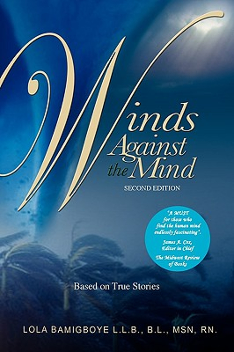 Winds Against the Mind Book larger